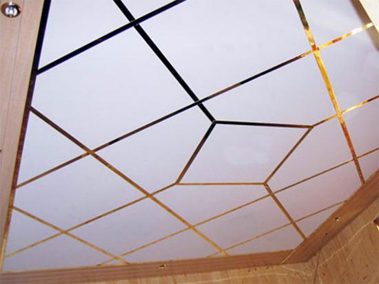потолок типа армстронг фото