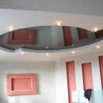 гипсокартонные потолки на фото