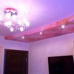 потолки с подсветкой