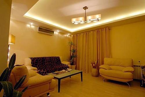 подстветка потолка светодиодная