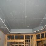 Подвесной потолок сделанный своими руками