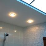 Потолок в ванной комнате из гипсокартона