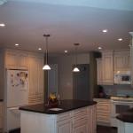 Как сделать освещение потолка на кухне