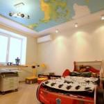 Выбираем потолок в детскую для мальчика