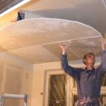 Делаем расчет потолка из гипсокартона