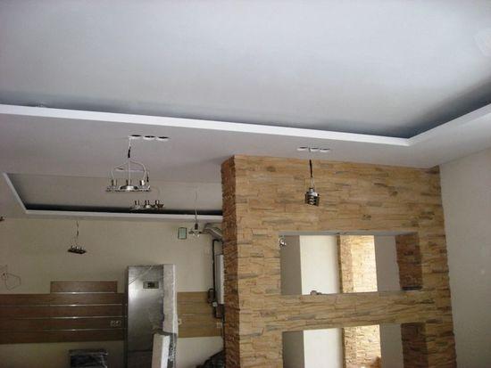 Как своими руками сделать ровный потолок