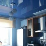 Делаем синий потолок в комнатах