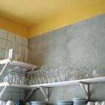 Возможен ли желтый потолок в интерьере?