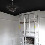 Что сначала — красить стены или потолок