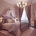 Выбираем люстры для спальни с низким потолком