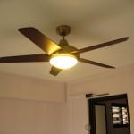 Потолочный вентилятор со светильником: от выбора до установки