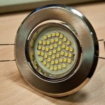 Как крепить потолочный светильник к натяжному потолку