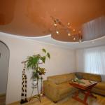 Дизайнерские потолки из гипсокартона: фото идеи