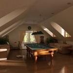 Мансардные потолки: идеи дизайна и варианты отделки
