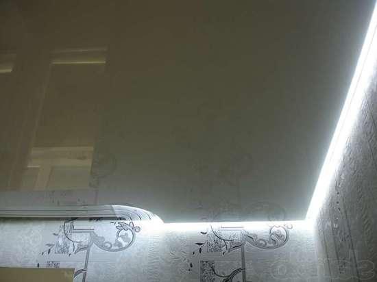 Как делаются натяжные потолки видео
