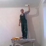 Как побелить потолок мелом: подробная инструкция