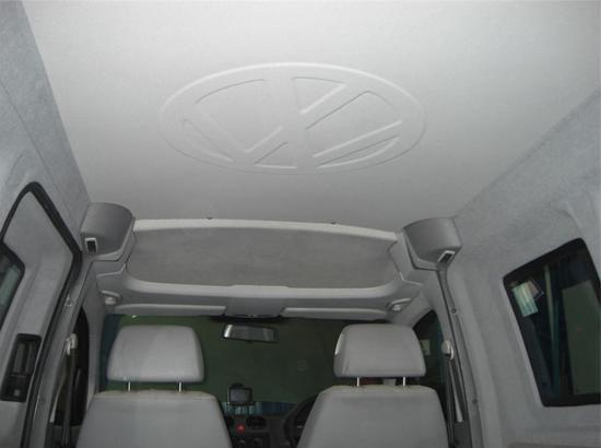 Перетяжка потолка в автомобиле не сложнее поклейки обоев