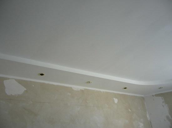 Шпаклёвка потолка под покраску своими руками фото 686
