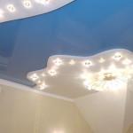 Как осуществить монтаж светильников в потолок
