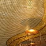 Самостоятельный монтаж потолка Грильято и светильников