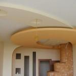 Как сделать каркас подвесного потолка