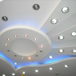 Как осуществить монтаж подвесного потолка из гипсокартона
