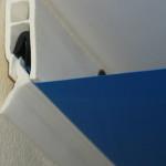 Как выбрать заглушку для натяжного потолка