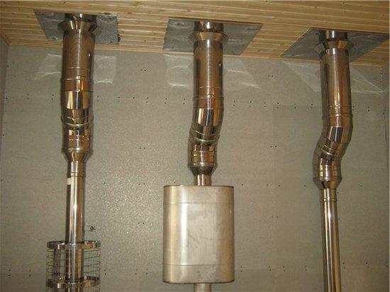 В ванной стены гидроизоляция