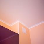 Какой краской красить потолок в ванной комнате