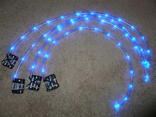 Аккумулятор для светодиодной ленты