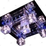 Как выбрать потолочные светодиодные люстры для дома