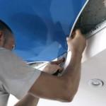Инструкция как убрать натяжной потолок своими руками