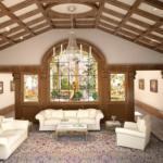 Потолок в кирпичном доме: основные виды и особенности отделки