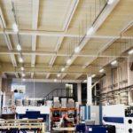 Какие потолки лучше использовать в производственных помещениях