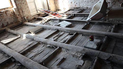 Перекрытие в сталинском доме